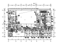 山东万达五星级酒店暖通设计施工图(含动力)