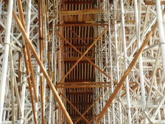 建筑工程模板支架及满堂脚手架安全检查标准培训讲义(53页 多图)