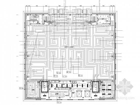 vrv办公楼空调设计资料下载-[北京]办公楼空调通风采暖设计施工图