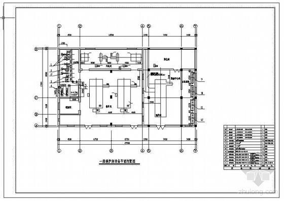 锅炉房改造图