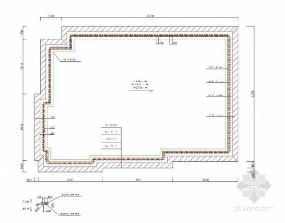 [江西]12米深基坑桩锚支护安全专项方案(附CAD图及计算书)