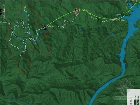 [湖北]生态养生度假森林公园景观规划概念性设计方案