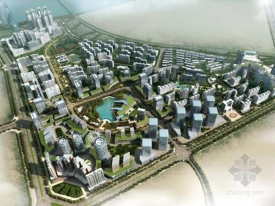 [湖南]城市综合体规划及单体设计方案文本(国外知名建筑事务所)