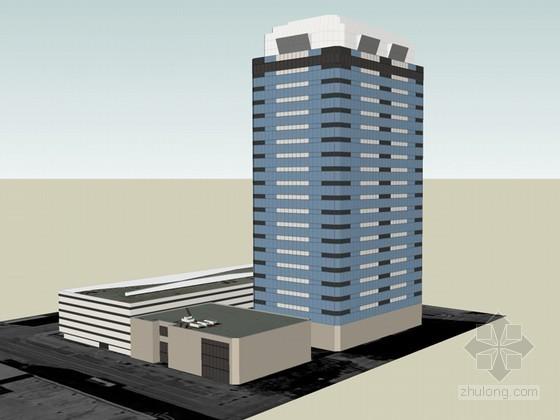 综合办公建筑
