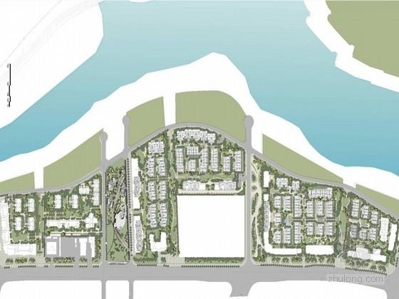 [厦门]自然精致化国际社区景观规划设计方案