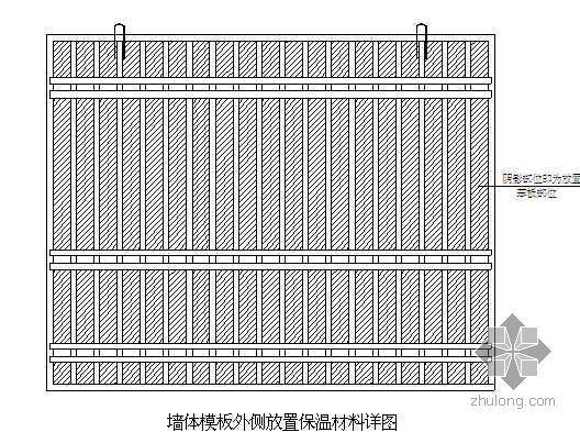[北京]科研办公楼混凝土工程施工方案(底板大体积 温控计算 裂缝计算)
