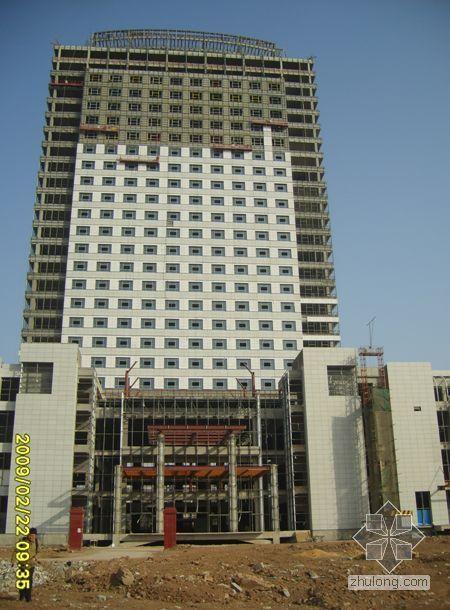 河北某酒店精装修施工组织设计