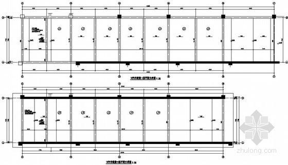 [浙江]框剪结构综合楼汽车坡道节点构造详图