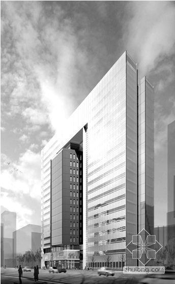合肥某高层办公楼施工组织设计(鲁班奖)
