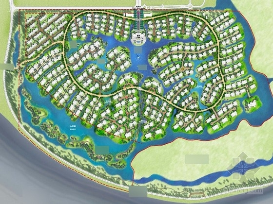 [无锡]中式风格传承住宅景观规划设计方案