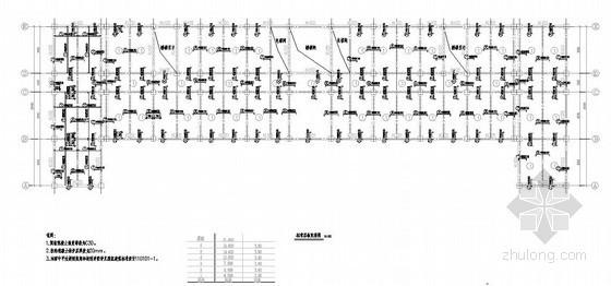 [学士]六层框架结构办公楼设计