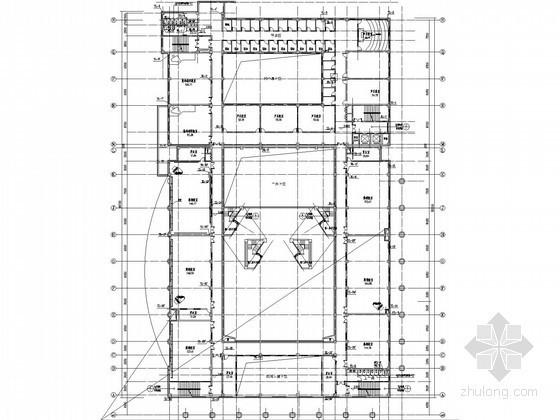 [黑龙江]七层幼儿园给排水消防施工图