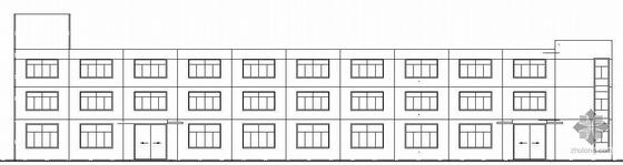[宁波]某厂区新建四套厂房建筑施工图