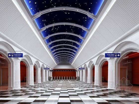 [黑龙江]地铁三层三跨岛式框架结构车站施工组织设计(含区间)