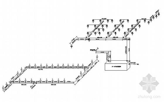 某光电科技公司1K净化车间暧通图纸
