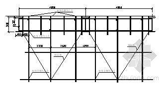 北京某大学高层教学科研楼工程钢桁架下挂架施工方案(鲁班奖工程)