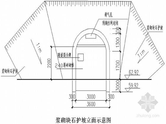 [浙江]市政管道工程隧道专项施工组织设计