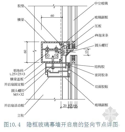 建筑幕墙施工技术培训讲义(玻璃、石材、金属幕墙)