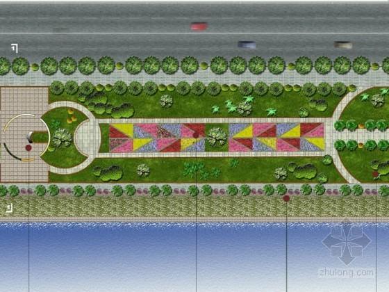 [湖南]资兴沿江道路景观规划设计方案