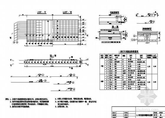 系杆拱桥1.5m行车道板钢筋构造节点详图设计