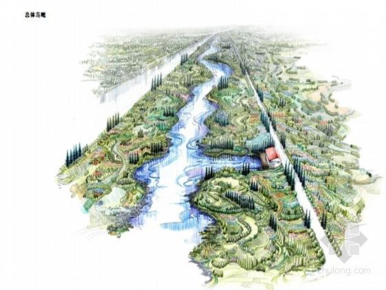 [杭州]生态湿地公园景观方案
