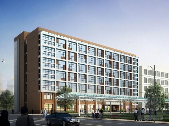 [毕业设计]5层框架结构职工宿舍楼建筑工程招标控制价编制实例