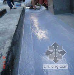 某别墅屋顶面防水修复施工工艺