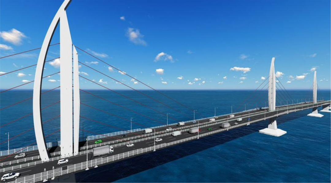 CRCC建成全球首个跨海交通群集项目_2