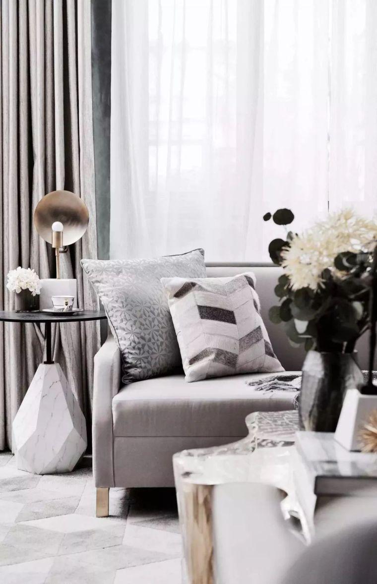 窗帘如何选择和搭配,创造出更好的空间效果_28