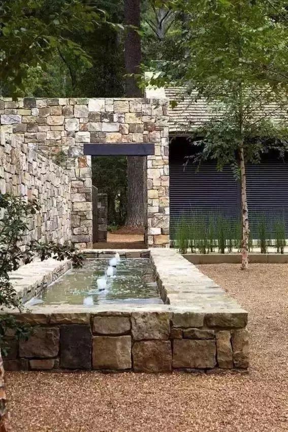 用心设计过的围墙,能让你家小院瞬间与众不同!_35