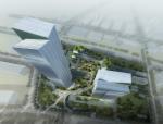 方大公园城建筑设计方案文本