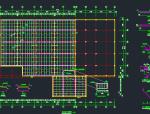 多跨门式钢架厂房结构施工图