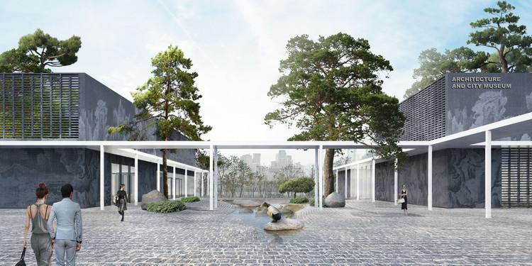 多伦多建筑设计公司赢得韩国新国家博物馆总体规划项目