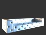 软包沙发3D模型下载