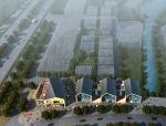 中式园林商业建筑模型3dmax设计