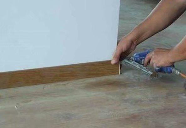 装修时踢脚板怎样规范施工