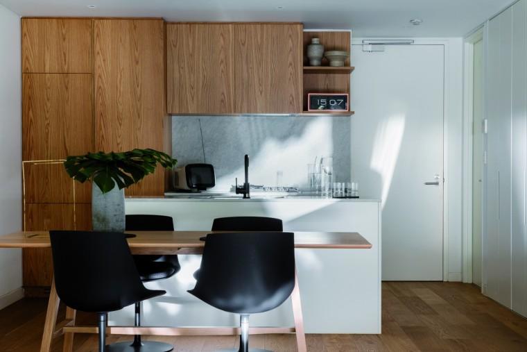 澳大利亚22套独特混合公寓内部实景图 (9)