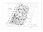 义乌福田市场建筑设计方案(施工图CAD)