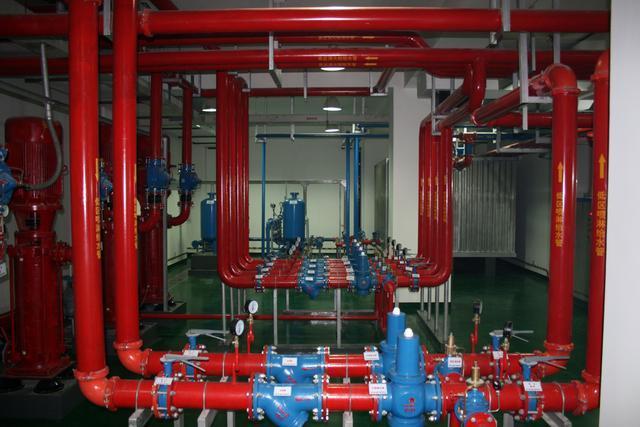 12个消防水泵房关键设计和布置要点!