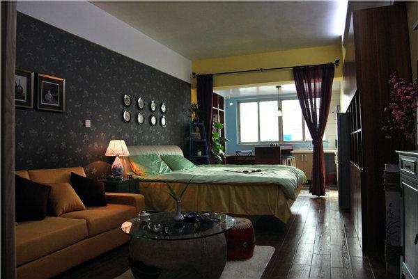 中式古典风格家居装修效果图