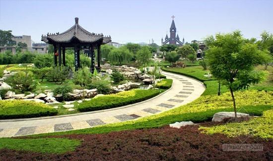 [北京]园林绿化工程监理规程