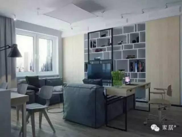 室内装饰族资料下载-符合现代年轻人的室内设计方案