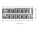 [北京]现代风格星级商务酒店设计CAD施工图(含效果图)
