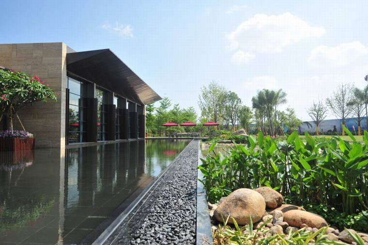 福州阳光城翡丽湾住宅景观-9