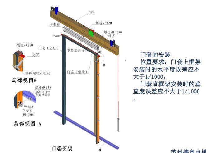 建筑工程电扶梯安装培训精华讲义(290页,图片丰富)_11