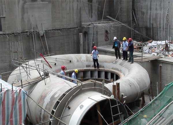 某业厂房机电安装工程施工组织设计方案