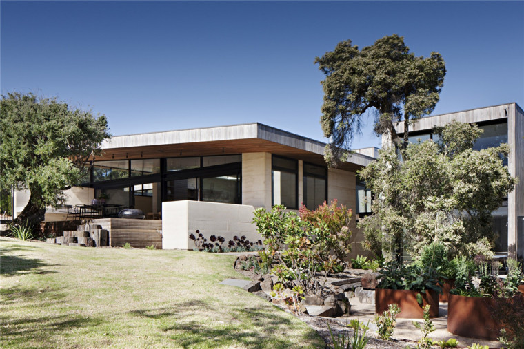 澳大利亚板筑小屋