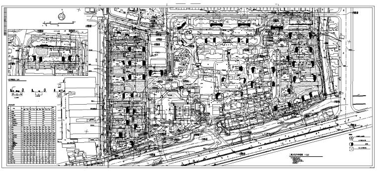 [杭州]诗意风情居住区景观全套施工图871张(赠部分效果图)