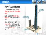 天津117大厦项目BIM技术研究和应用