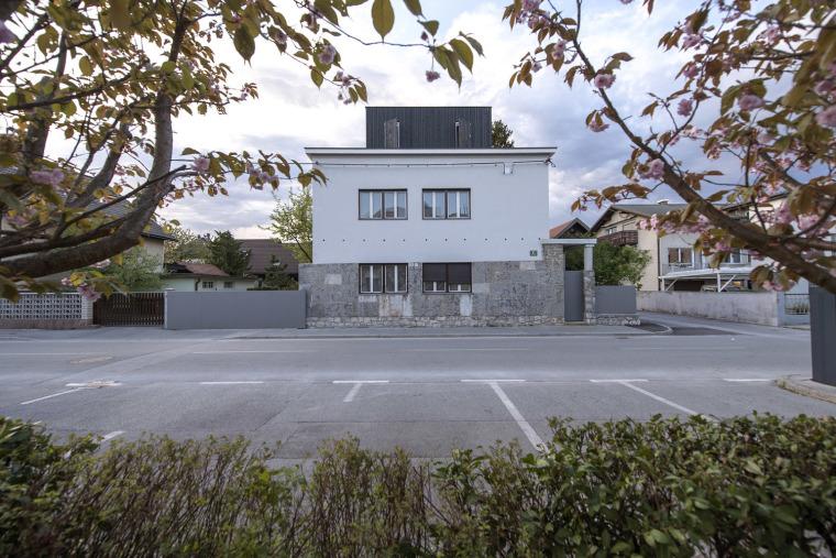 斯洛文尼亚3SHOEBOX住宅-2